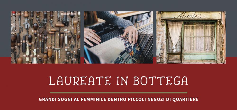 Laureate in bottega